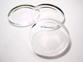 【度付き通常カーブ】ミドルグレード薄型レンズ1.60屈折-非球面タイプ-(UV400カット)