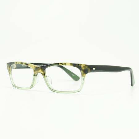 dekorinmegane: MASUNAGA eyeglass frames bright KOOKI 016-28 GREEN ...
