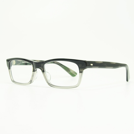 dekorinmegane: MASUNAGA eyeglass frames bright KOOKI 016-39 BK-GRA ...