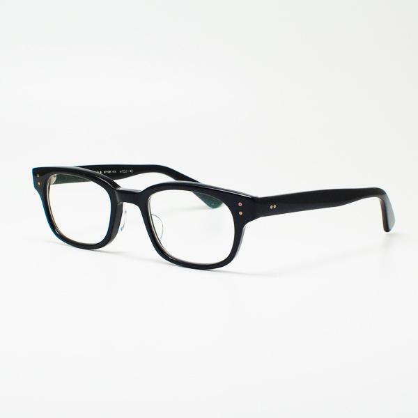 35452b041e dekorinmegane  MASUNAGA eyeglass frames bright KOOKI 009-19 black ...