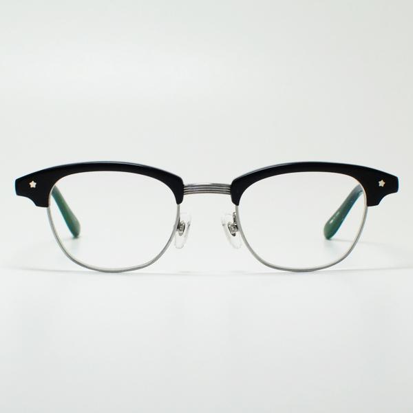 마스나가 「지・M・에스」안경 프레임 ONESTARseries(원 스타 시리즈) GMS-32-39(블랙)