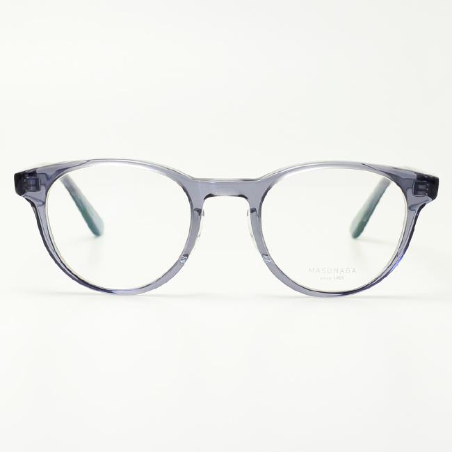 永眼镜永亮眼镜框架明亮 036-23 (水晶灰色/demolens)