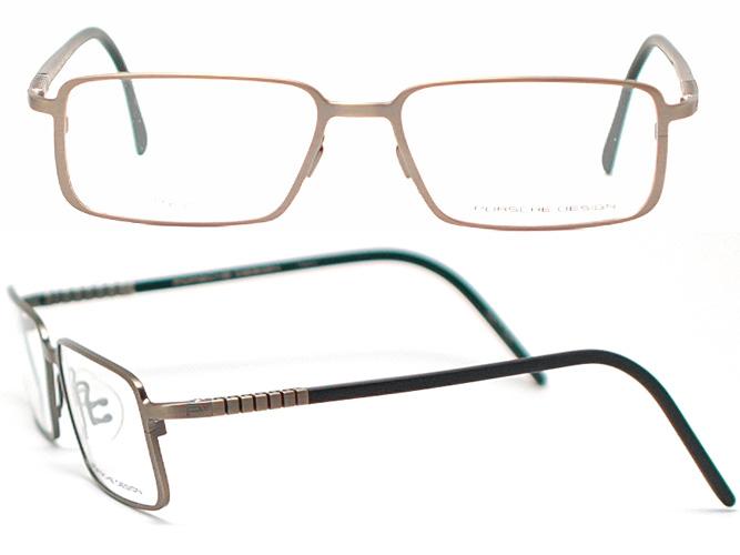 保时捷·设计眼镜架子奥特莱斯促销特价商品! P-8120-A(burasshudoshiruba)