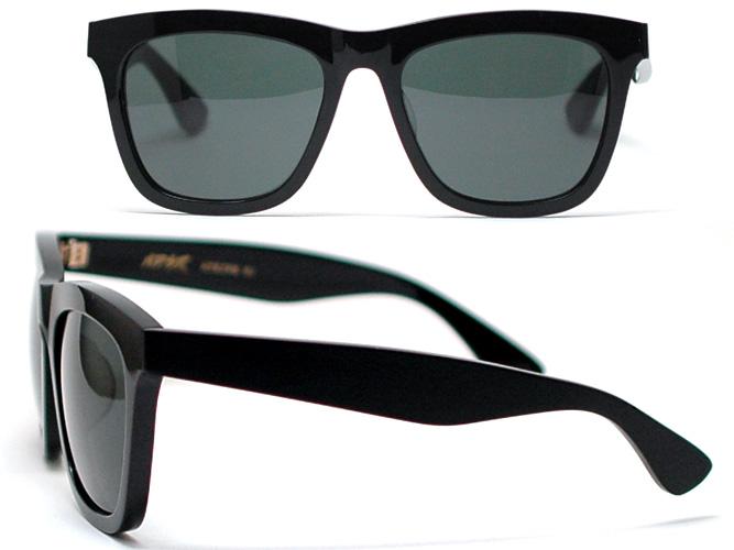 큐브릭 선글라스 (황제 다이어트) ADSR-ATKINS-01 블랙 (윤기/무광택)