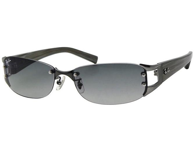 雷斑太阳眼镜RB3397-004-8G(炮铜/黑灰色层次)