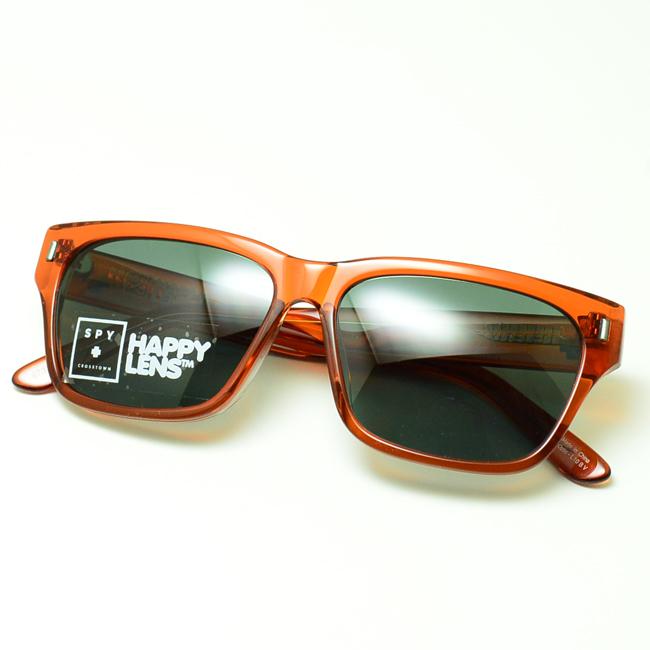 23f25ddd27 Spy sunglasses SPY CROSSTOWN COLLECTION TELE (sepiabraun  HAPPY grey green)