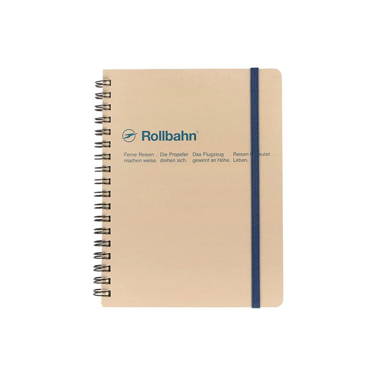 Rollbahn ロルバーン 公式通販 DELFONICS ポケット付メモL グレージュ ◇限定Special Price サービス デルフォニックス