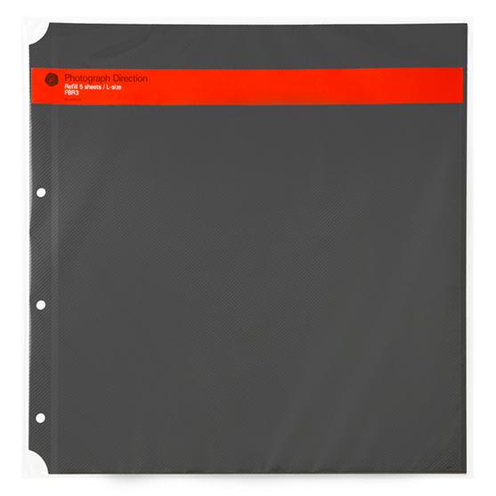 完売 DELFONICS デルフォニックス 公式通販 リフィル粘着L PDフォトアルバム ブラック 祝開店大放出セール開催中