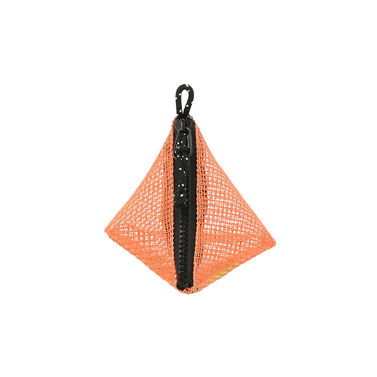 DELFONICS デルフォニックス アイテム勢ぞろい 公式通販 コンター テトラケース 人気の定番 メッシュ オレンジ