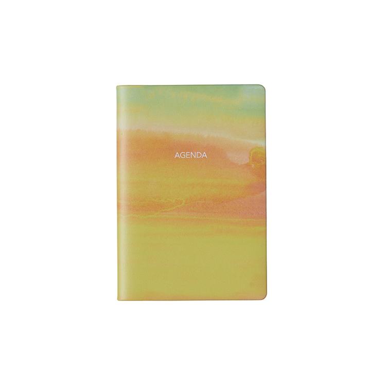 アウトレット DELFONICS デルフォニックス 誕生日 お祝い 直営店限定 手帳2022 公式通販 A6ペタル オレンジ