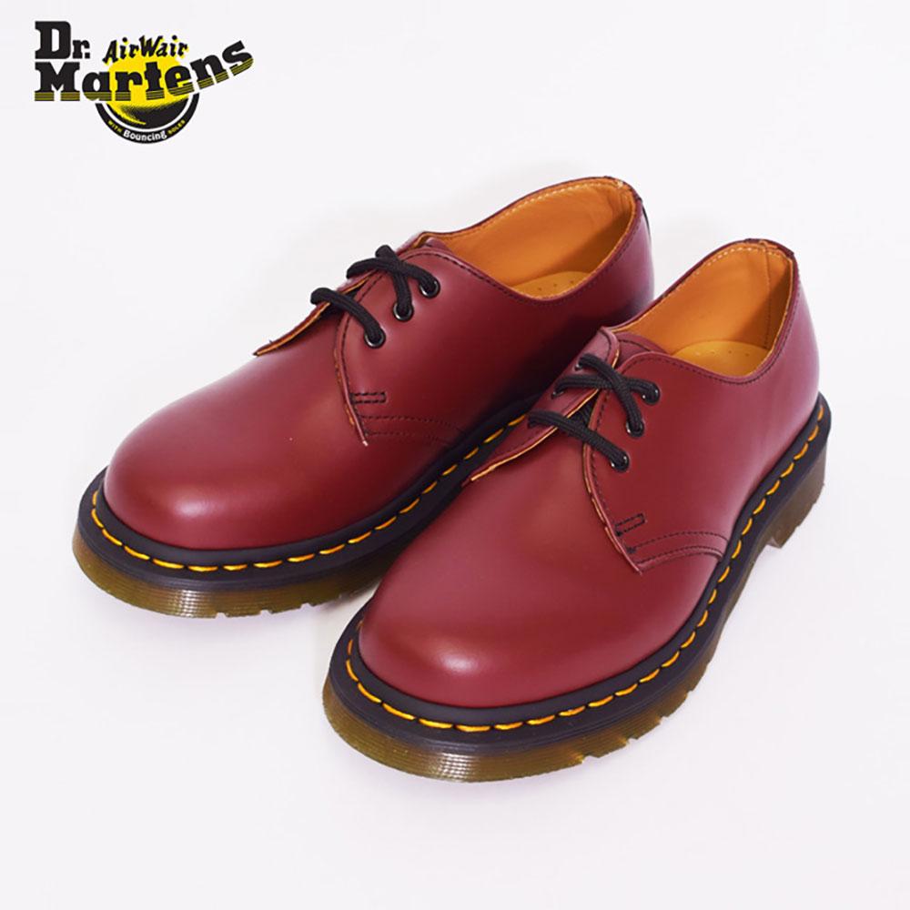 Dr.Martensドクターマーチン【R11838600】1461 SMOOTHCherry Red Smoothチェリーレッドメンズ レディース 靴 ドレスシューズ