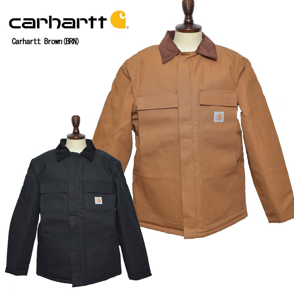 CARHARTTカーハート【C003】Duck Traditional Coatダック トラディショナルコートメンズ コート ジャケット アウター