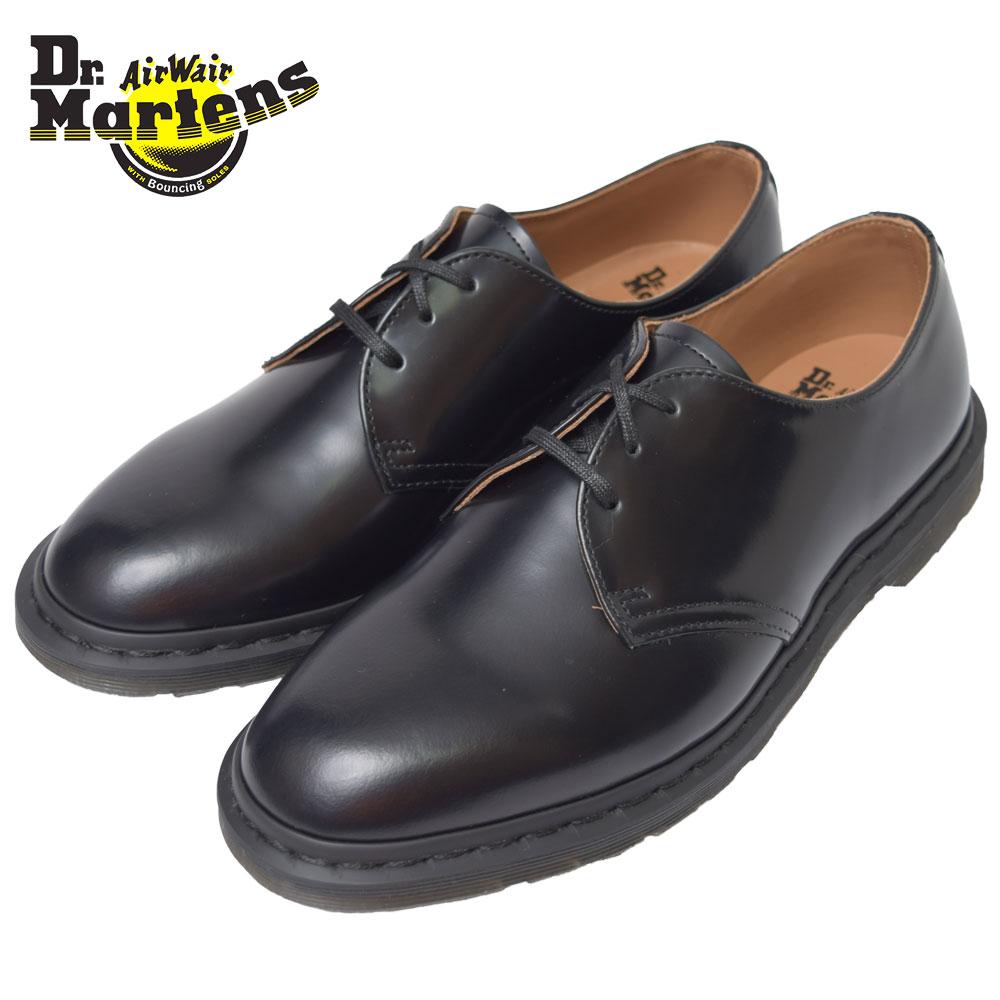 Dr.Martens ドクターマーチン 【R25009001】 ARCHIE II BLACKアーチー メンズ ブラック 黒 シューズ 靴 ビジネス