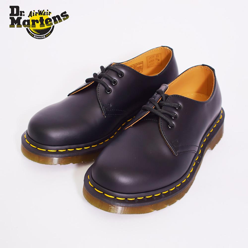 Dr.Martensドクターマーチン【R11838002】1461 SMOOTHBlack Smoothブラックメンズ レディース 靴 ドレスシューズ