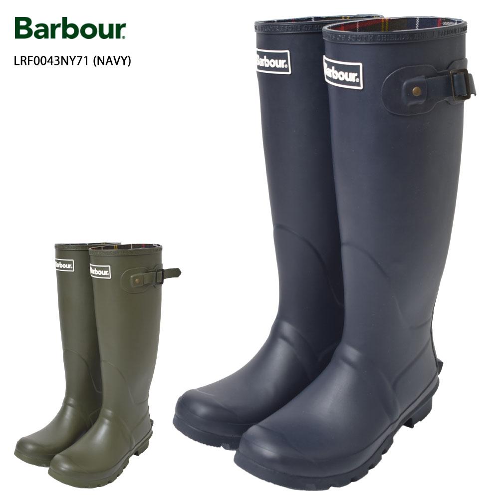 BARBOUR バブアー【LRF0043NY71/LRF0043OL51】BARBOUR BEDENAVY OLIVEビード レインシューズ 長靴 レディース シューズ 靴