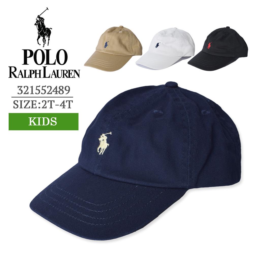 プレゼント 贈り物 SALE プチギフト 大特価 ブランド 記念日 Polo Ralph Laurenポロ ラルフ 帽子 男の子 321552489 ジュニア ベースボールキャップ女の子 キッズ ローレン 出産祝い