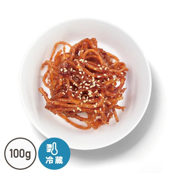 引出物 高品質 サキイカの甘辛和え 100g でりかおんどる