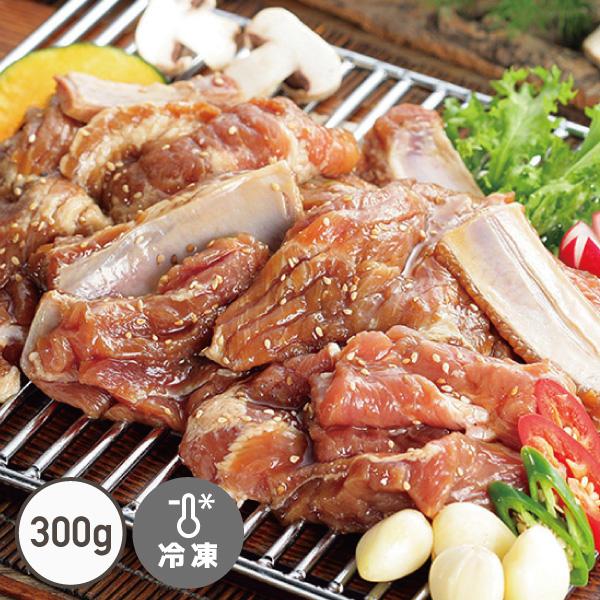 豚カルビ(300g)[韓国焼肉]【でりかおんどる】
