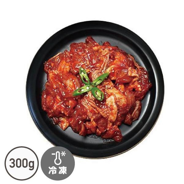 コチュジャンタッカルビ(300g) [コチュジャン漬け鶏肉][韓国ピリ辛焼肉]【でりかおんどる】