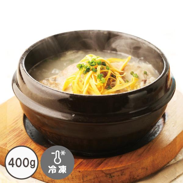自家製サムゲタン 市場 参鶏湯 400g 日本未発売 でりかおんどる 骨なし
