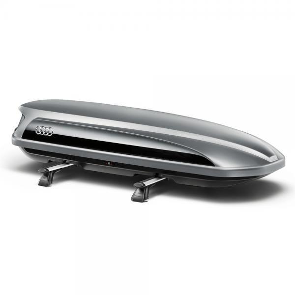 アウディ(Audi) 純正 スキー&ラゲッジボックス(360リッタータイプ) 8X0071200