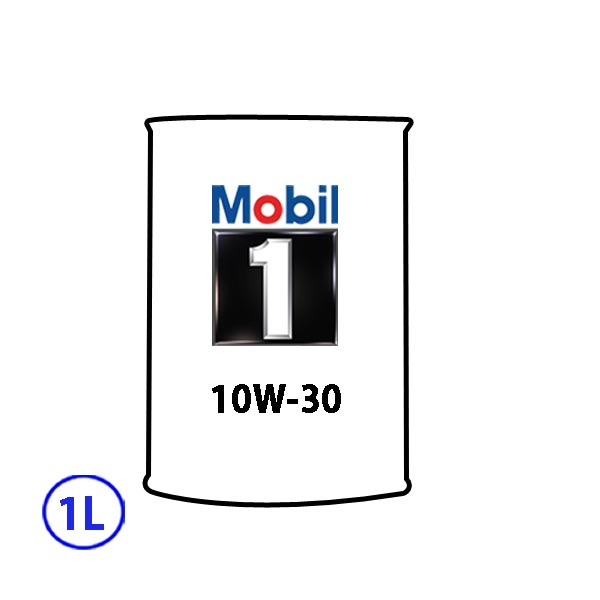 【1L×12缶セット】モービル(Mobil) Mobil1/モービル1 化学合成エンジンオイル 10W-30 10W30 1L×12