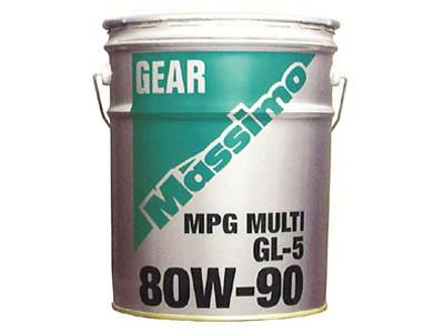 高級な 販売 ギアオイルはマッシモの20Lがお勧めです 高性能ギアオイル MPギヤーマルチ 20L 80W90