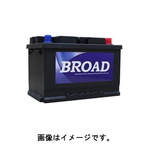 <メーカー直送品>ブロード(BROAD) 自動車用 EN規格バッテリー セバン製 BRZ 100Ah BRZ10-L5