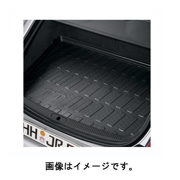 濡れた物の収納に便利 アウディ 営業 Audi 純正 ラゲッジラバーマット 8S8061181 上質 TT
