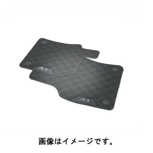 アウディ(Audi) 純正 フロアマット スポーツ A1 ブラック 8X2061270M
