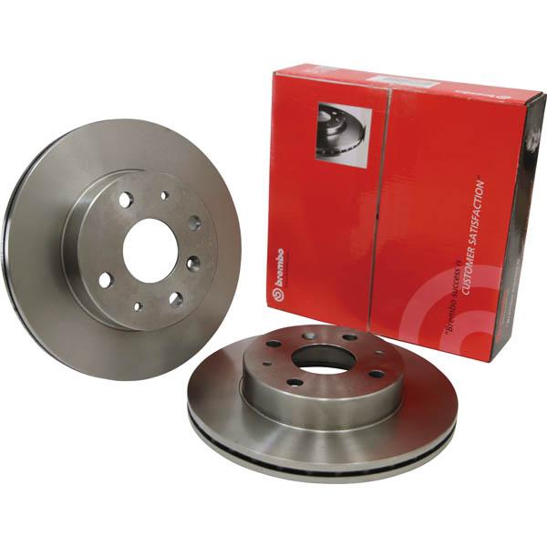 ブレンボ(BREMBO) ブレーキディスク/ブレーキローター リア NISSAN GT-R R35 07/12~ 「09.A190.23」
