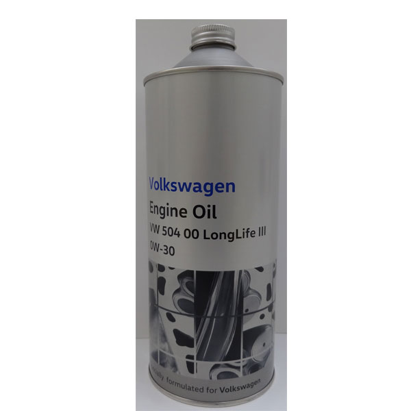 【お得な7本セット】(フォルクスワーゲン)VW 純正エンジンオイル 100%化学合成油 0W-30 0W30 1L×7本 J0VJD3F11