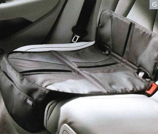Audi純正 アウディ A8純正 チャイルドシートアンダートレイ 4L0019819