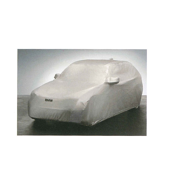 【燃えにくい防炎加工】BMW X1(E84)用 純正ボディ・カバー 防炎タイプ