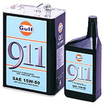 Gulf(ガルフ) エンジンオイル 911 15W-50 20L