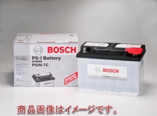 【欧州車用バッテリー】BOSCH(ボッシュ) PS-I バッテリー PSIN-8C