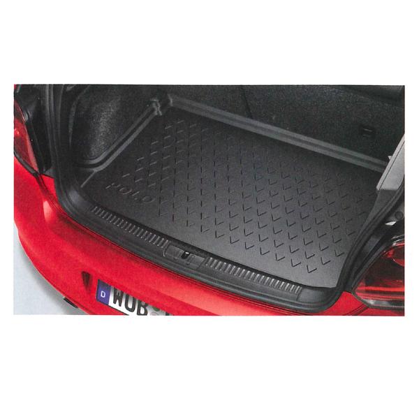 フォルクスワーゲン(VW) 純正 ラゲージトレー ポロ専用 6R0061161