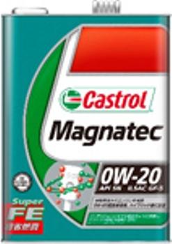 【1L×6缶セット】カストロールエンジンオイル マグナテック 0W20