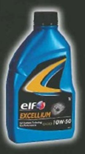 【高性能な車におすすめ】elf(エルフ)エクセリゥム 10W-50 1L×18缶セット