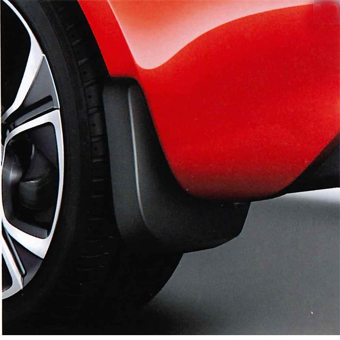Audi純正 アウディ A1 マッドフラップ 8X0075101 リヤ