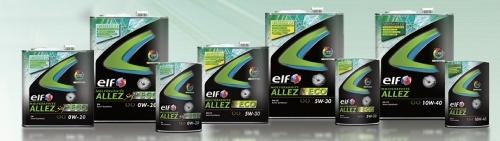 【1ケース 4L×6缶セット】エルフ(elf ) モリグラファイト アレ 10W-40