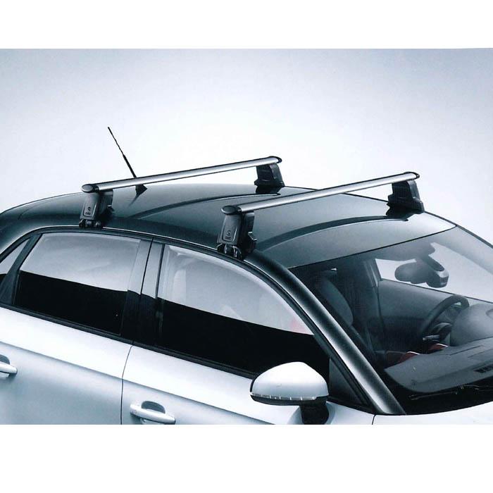 Audi純正 アウディ A3純正 ルーフバー 8V4071126 スポーツバッグ用