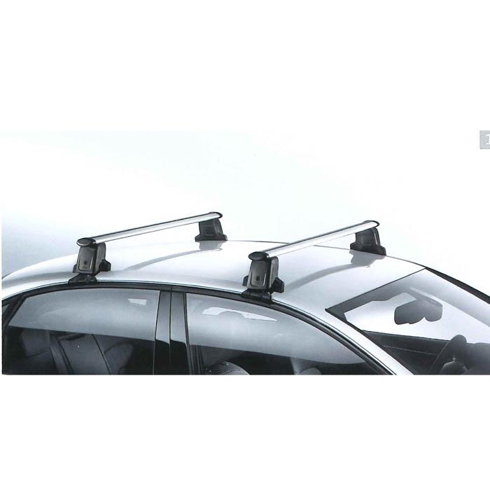 Audi純正 アウディ A4純正アバント用 ルーフバー 8K9071151C