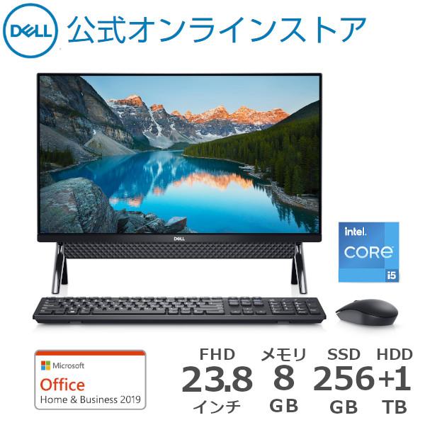 Inspiron 24 5000 (5400) Intel 第11世代 Core i5