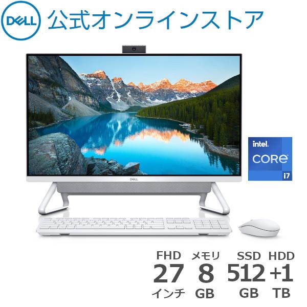 Inspiron 27 7000(7700)Intel 第11世代 Core i7