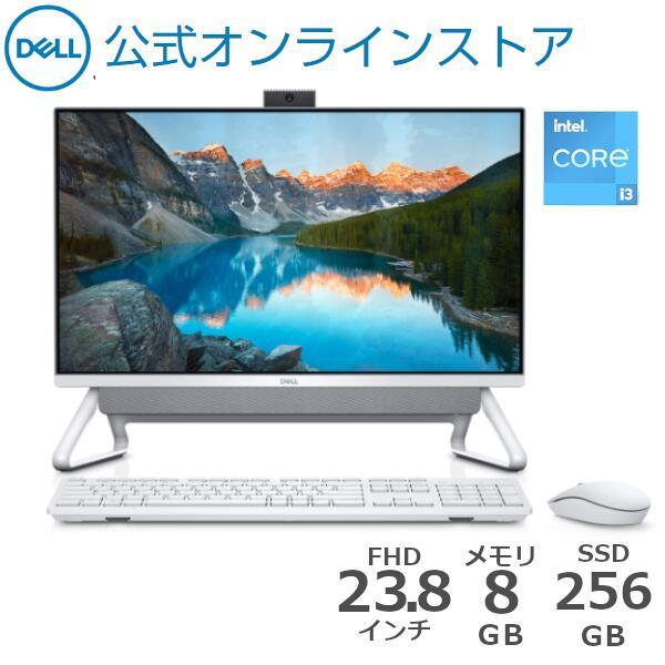 Inspiron 24 5000 (5400) Intel 第11世代 Core i3