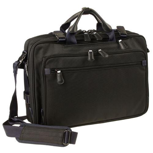 ビジネスバッグ ショルダー付きでA4ファイル対応 メンズ バッグ【送料無料】VELBA AS 126027