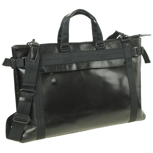 機能満載なボストンバッグ!メンズバッグ、ハンドル持ち、ショルダーバッグ、牛革、ボストンバッグ【送料無料】crossroad BOH 505012