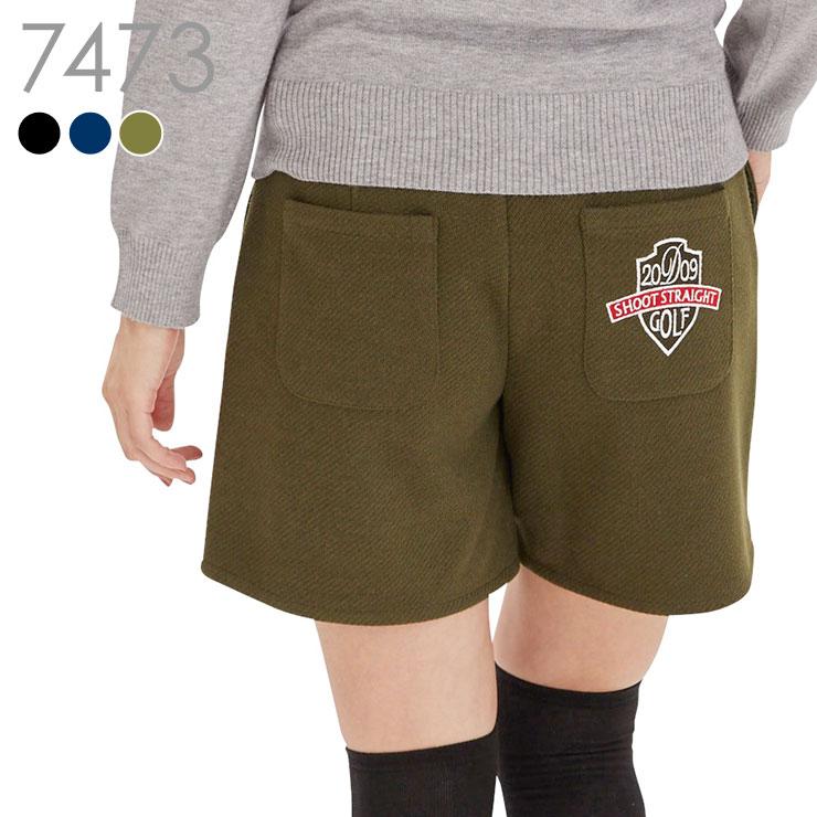 刺繍入キュロット(大きいサイズ)ラインをひろわない厚みのある生地感!秋冬のスタメンボトムスTL50