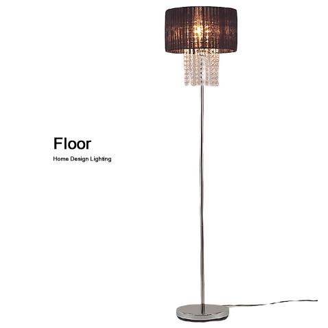 フロアースタンド フロアライト フロアーライト 床置き照明 おしゃれ ガラスビーズ ゴージャス 豪華 アンティーク セード